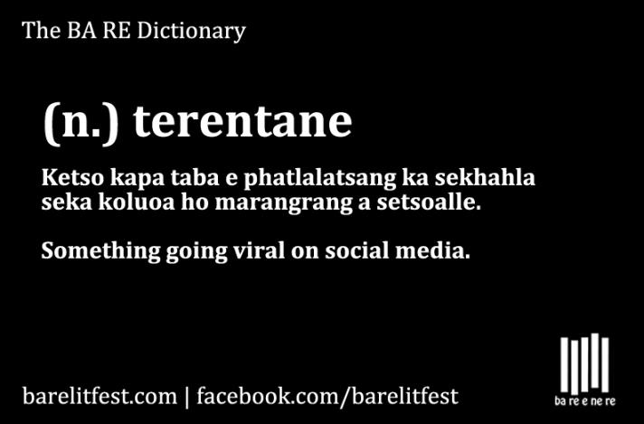 Terentane