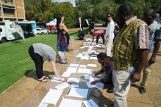 Another Roadmap Africa Cluster Colloquium 2 – Joburg – April 2017